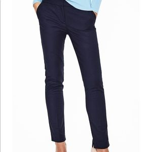 Boden Richmond navy cropped pants